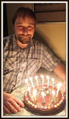 POD: A Birthday with Family