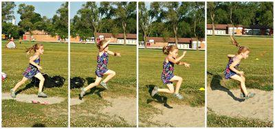 POD: Long Jump!