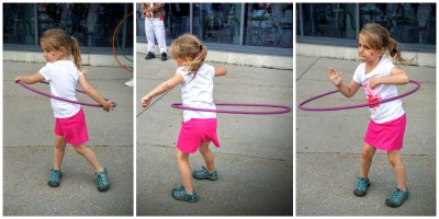 POD: Hula-Hooping for Canada