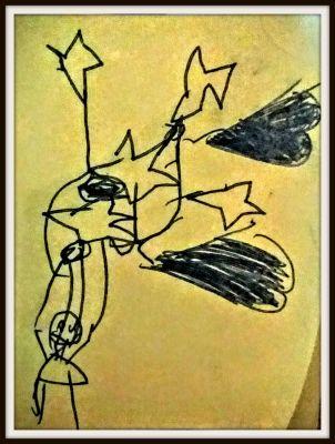 POD: Post-It Note Art