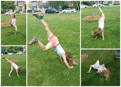 POD: Conquering the Cartwheel