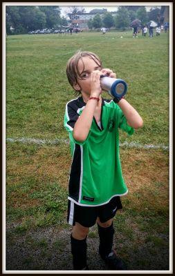 POD: Soccer in the Rain