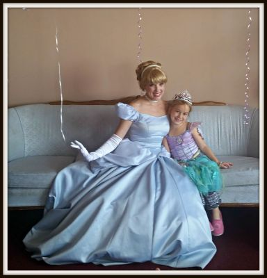 POD: My little Princess meets a Princess