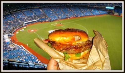 POD: Burger at the Ballpark