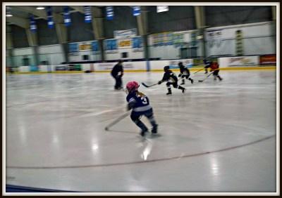 POD: Racing down the Ice