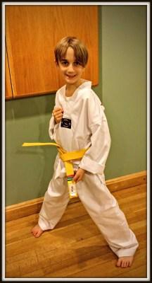 POD: Taekwondo