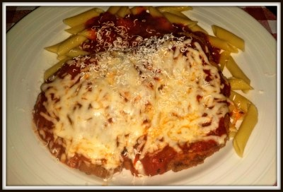 POD: Chicken Parm