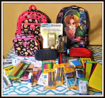 POD: School Supplies
