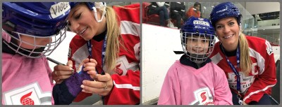POD: A special moment at HockeyFest
