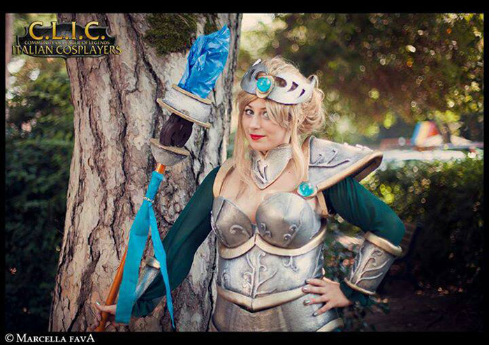 Victorious Janna LoL Cosplay