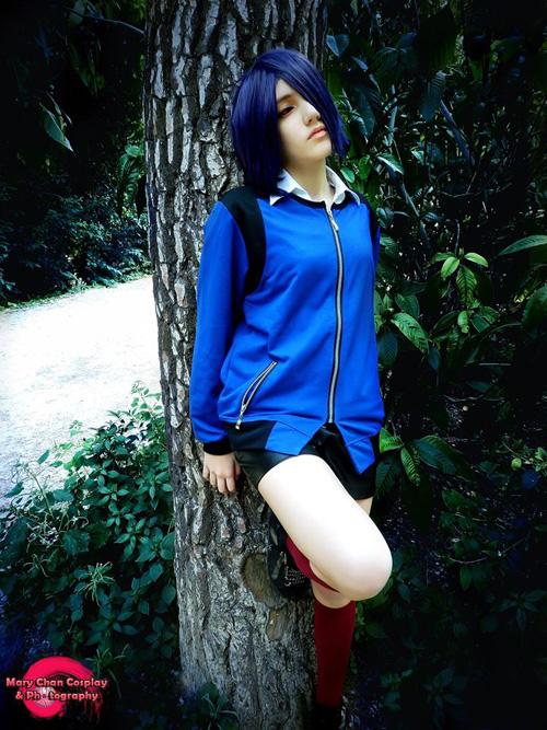 Touka Kirishima From Tokyo Ghoul Cosplay