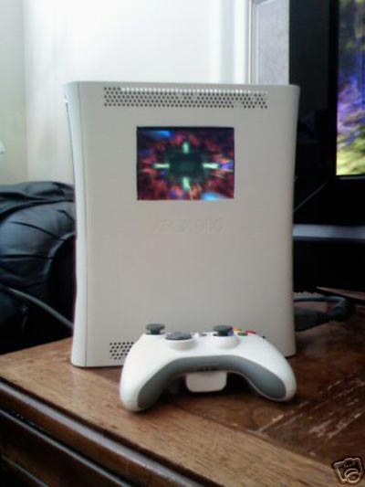 Geeky Gaming The Portable Xbox 360 Casemod