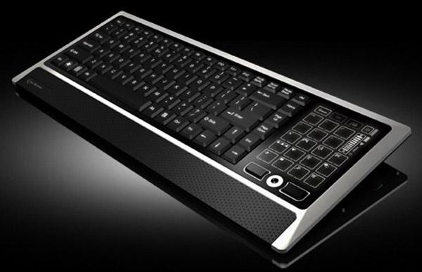 Eclipse LiteTouch LCD Touchscreen Keyboard