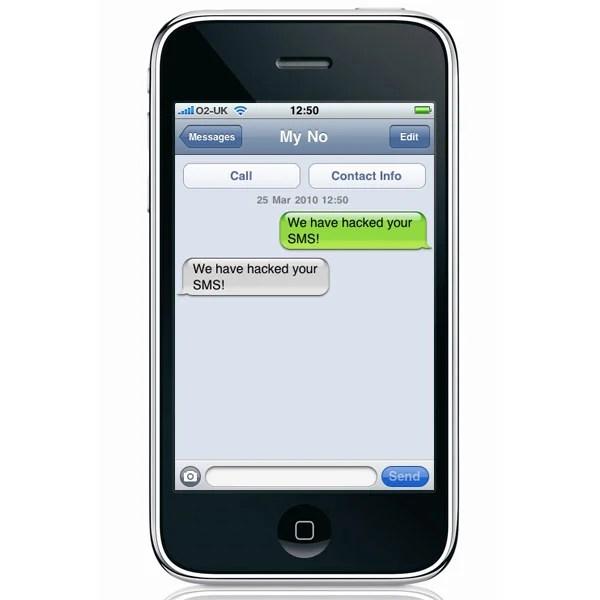 Resultado de imagen de sms iphone