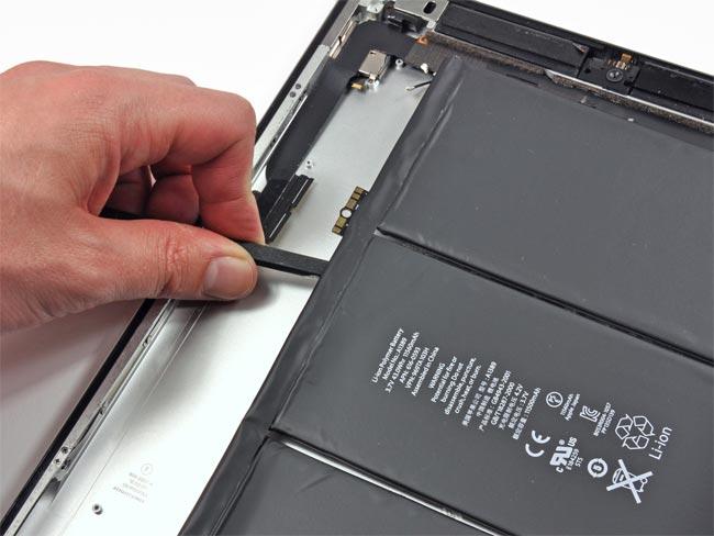 New iPad Battery