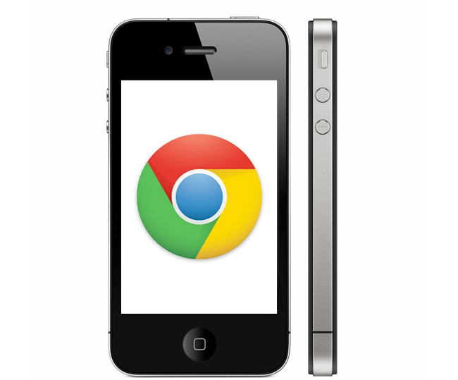 Chrome-iOS-App