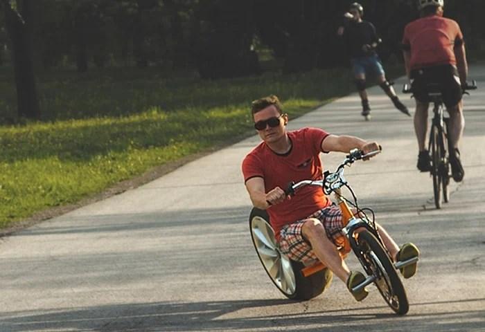 Chop-E Electric Bike