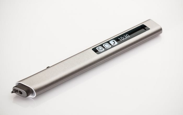 Phree Smart Pen Hits Kickstarter From $169 (video)