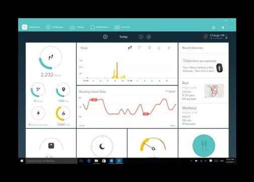 Fitbit Windows 10 App Brings Cortana Support And More, Xbox App In Development
