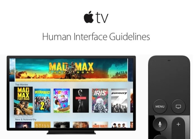 New Apple tvOS Made Available To Developers-1