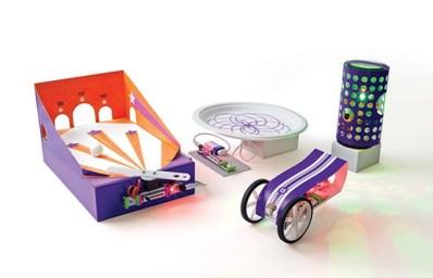 LittleBits Unveil The Ultimate Inventors Box