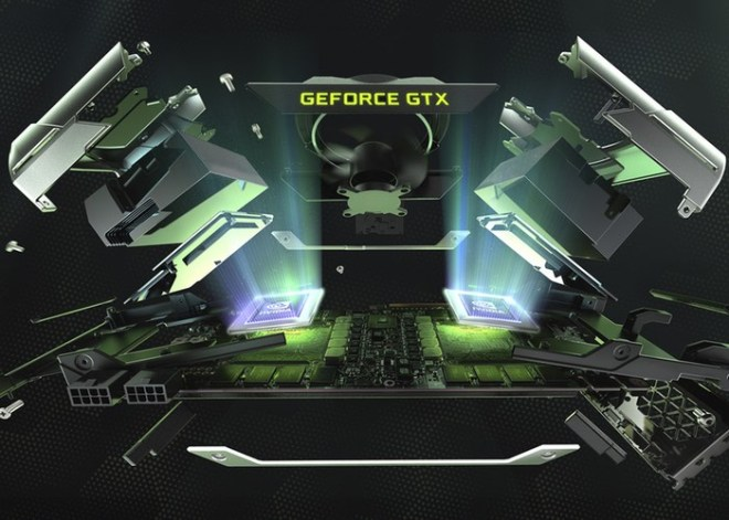 Simultaneous Multi-projection technology NVIDIA