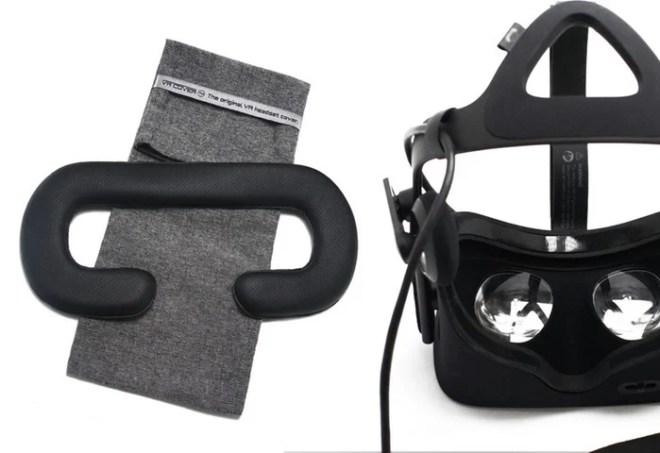 Unofficial Oculus Rift Facial Interfaces