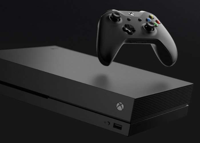 Microsoft Xbox One X Unboxed Retail Edition Geeky Gadgets