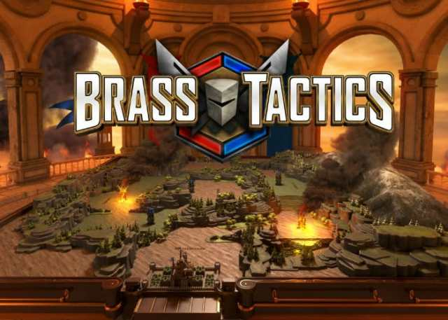 Brass Tactics VR RTS game