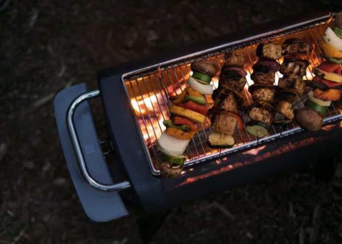 Smokeless Fire Kickstarter