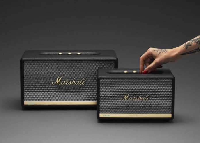 Marshall Headphones Acton II Voice and Stanmore II Voice