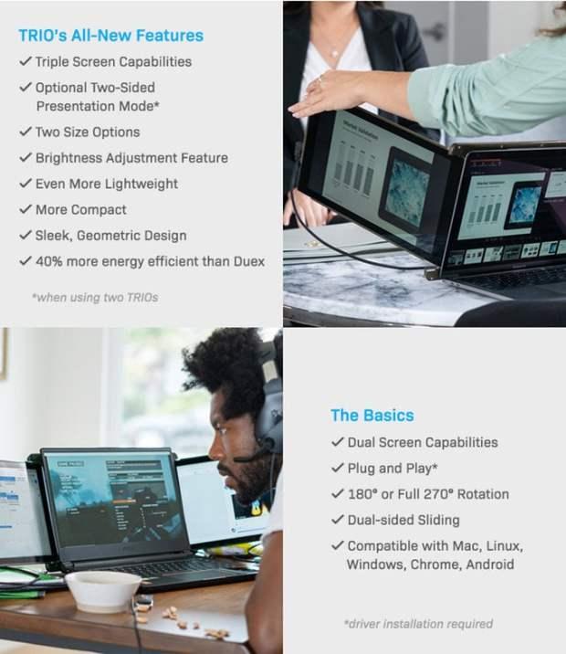 TRIO Features