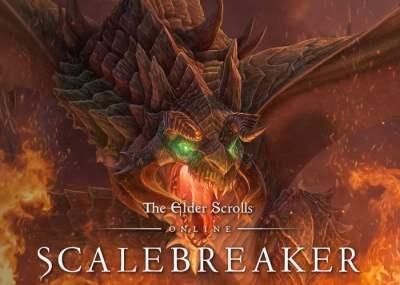 The Elder Scrolls Online - Eso Scalebreaker Ps4