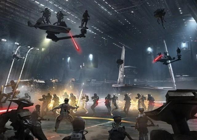 Star Wars Vader Immortal VR E3