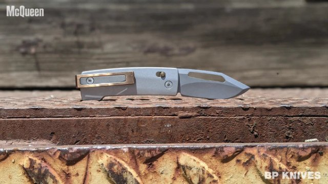 McQueen EDC pocket knife