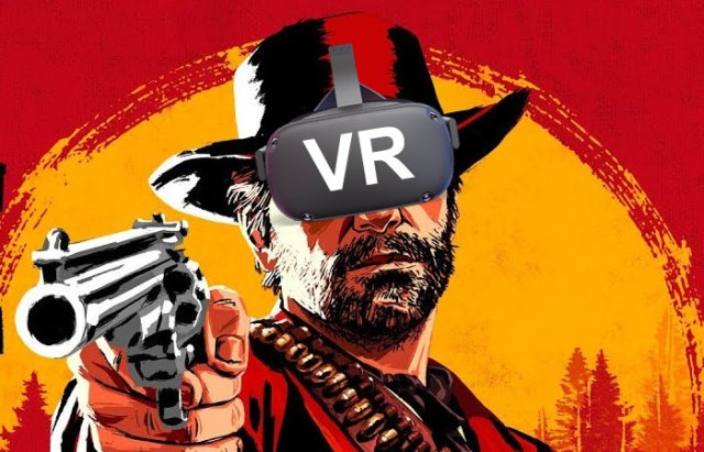 RDR2 VR VorpX VR