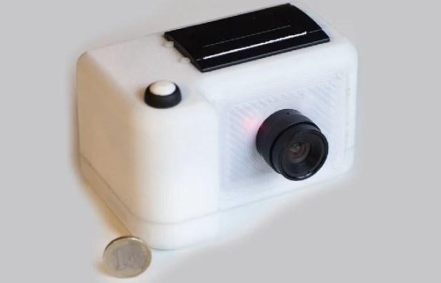Raspberry Pi instant camera