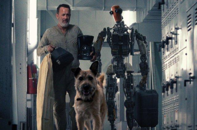 Finch film starring Tom Hanks Apple TV