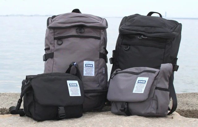 Ghost Net sustainable bags