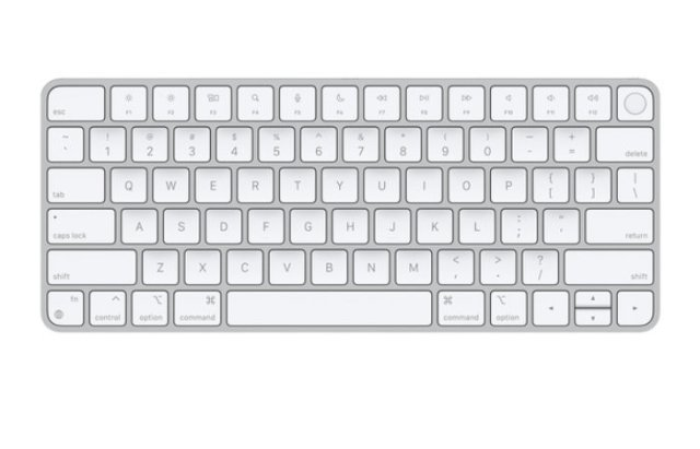 Magic Keyboard with Touch ID for Mac