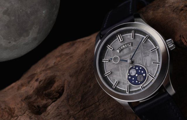 Rare Meteorite automatic watch