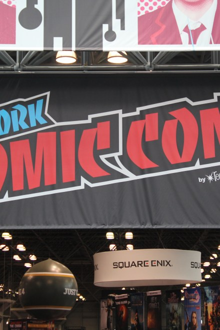 Photos from the final day of NYCC 2018!