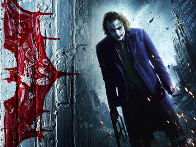 Heath Ledger Joker Wallpaper 1