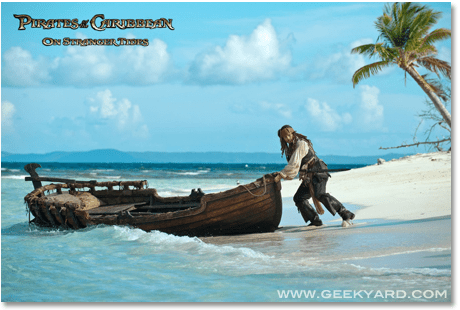 5 Best Pirates of the Caribbean on Stranger Tides Movie Wallpapers
