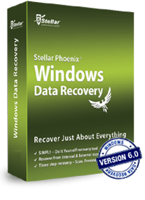 Windows File Recovery Software by Stellar Phoenix