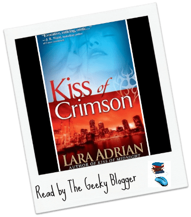 Review: Kiss of Crimson by Lara Adrian