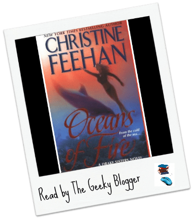 Review: Oceans of Fire by Christine Feehan