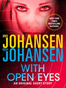 Audiobook Review: Close Your Eyes by Iris Johansen