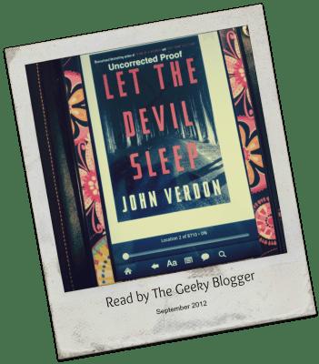 Review: Let the Devil Sleep (Dave Gurney #3) by John Verdon