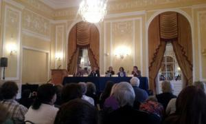 BoucherCon 2012: Heroes and Villians